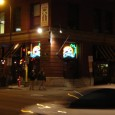 (Downtown, Minneapolis, MN) Scooter's 151st bar, first visited in 2006. These were the most expensive draws of the night, $11 for 2 Miller Lites! I can't even imagine what it...
