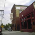 (Nord East, Minneapolis, MN) Scooter's 161st bar, first visited in 2006. The bar was pretty busy so we sat at a table and the smell of Dago Burgers was mouthwatering....