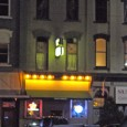 (Downtown Square, Newark, OH) Scooter's 521st bar, first visited in 2008. Dive bar with VERY loud internet jukebox. In business as Draft House since 1973, but has been a bar...