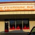 "(Blue Springs, MO) Scooter's 403rd bar, first visited in 2007. We played a made-up ""Foods You Will Or Will Not Eat"" drinking game, then noticed some ""timely"" fire related decor:..."