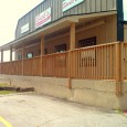 (Gladstone, MO) Scooter's 659th bar, first visited in 2009. A former Ponderosa restaurant converted into a sports bar with pretty good Italian food and BBQ. 5708 N Oak Trfy Gladstone,...