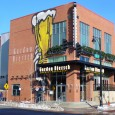 (Downtown, Kansas City, MO) Scooter's 680th bar, first visited in 2009. Kansas City location of a brewpub restaurant chain. Beer is served directly from the vats via chilled taps. The...