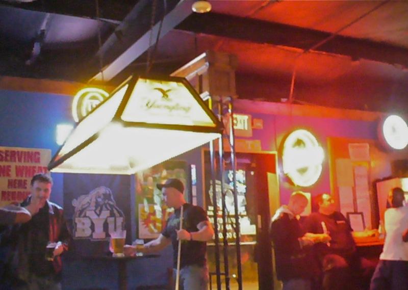 Rebounds Sports Bar, Clarksville