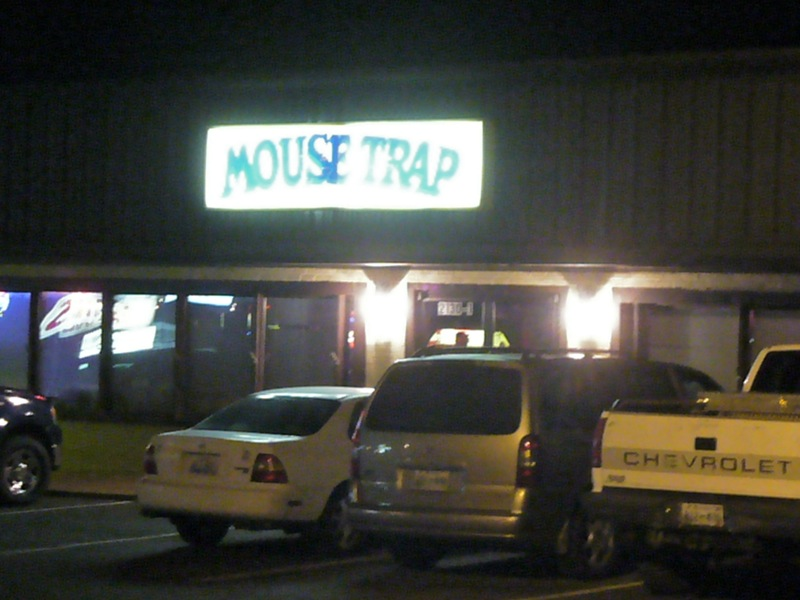 Mouse Trap, Clarksville