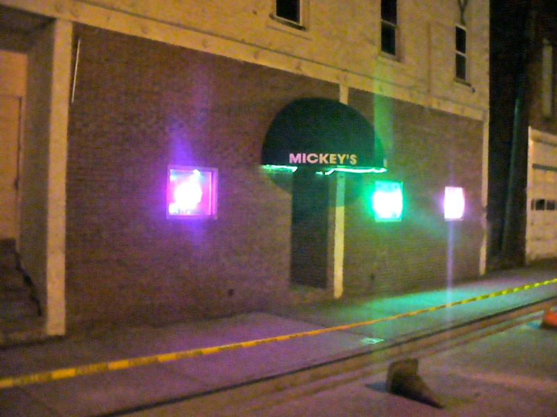 Mickey's Bar & Grill, Farmersburg