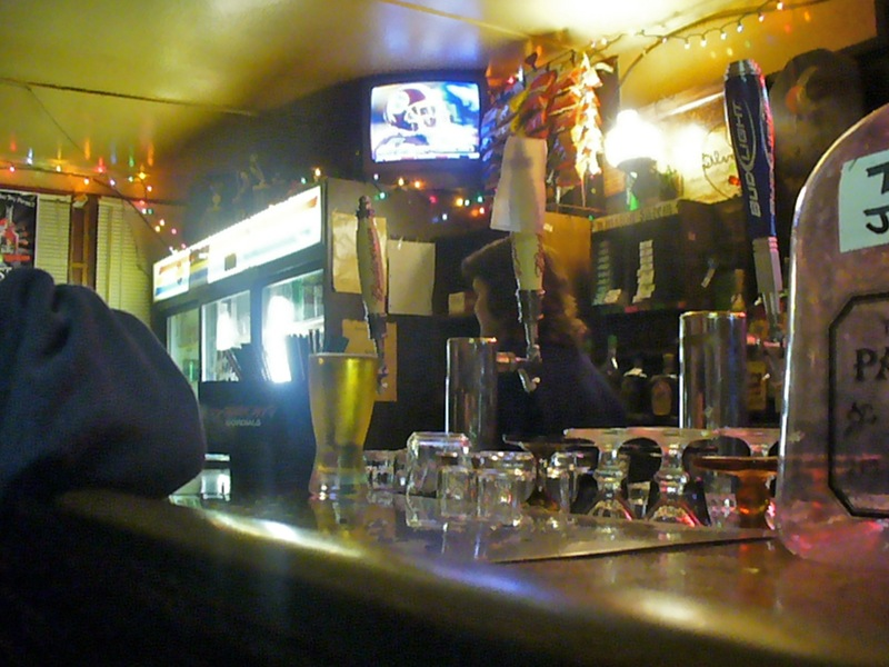 Silver Moon Tavern, Quincy