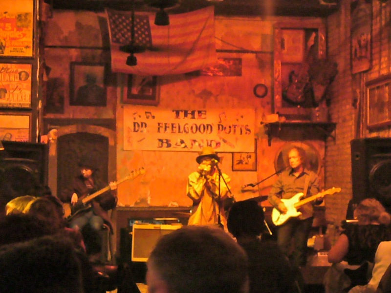 Mr. Handy's Blues Hall Juke Joint, Memphis