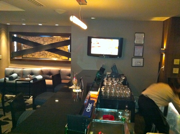 Crowne Plaza Hotel Bar, Kansas City