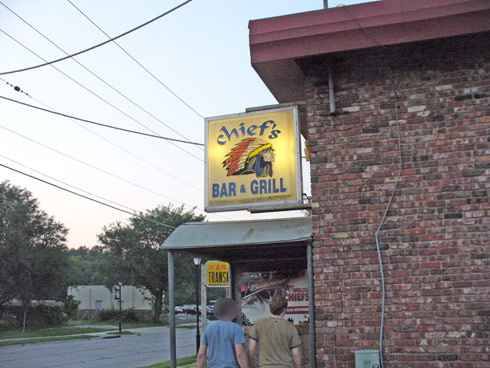 Chief's Bar & Grill, Shawnee