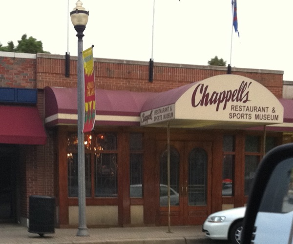 Chappell's Restaurant & Sports, North Kansas City