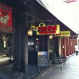 (North Historic District, Savannah, GA) Scooter's 878th bar, first visited in 2011. A nice little sports bar right on Bay Street. The two Js in the name refer to the...