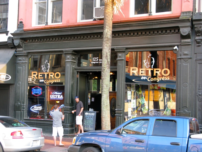 Retro on Congress, Savannah