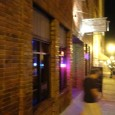 (Downtown, St. Joseph, MO) Scooter's 922nd bar, first visited in 2011. I wasn't planning on coming here, but for some reason we would up here instead of the more-our-speed Felix...
