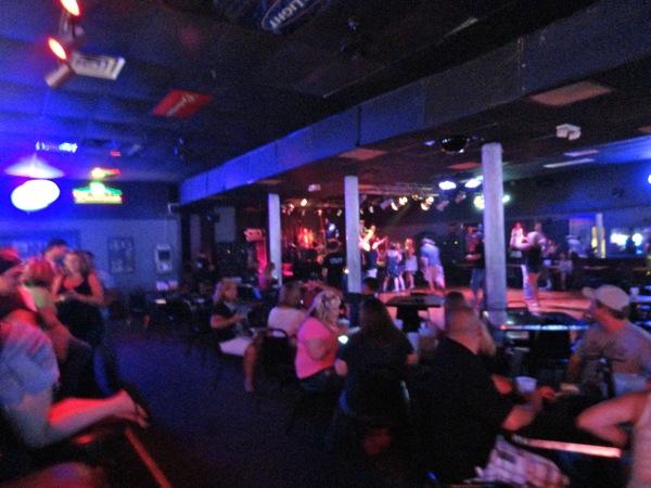 Hammerjack's Rock'n'Roll Sports Bar , St. Joseph