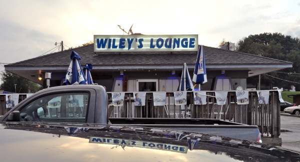 Wiley's Lounge, St. Joseph