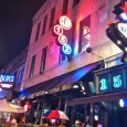 (Downtown, Memphis, TN) Scooter's 943rd bar, first visited in 2011. We came in here because a band was playing, the band went on break right as we ordered our drinks....