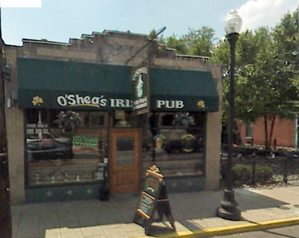 O'Shea's Irish Pub, Louisville