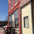 (Downtown, Valley Falls, KS) Scooter's 972nd bar, first visited in 2013. An interesting place! Apparently it's a one-man operation, one of the locals told me the owner has no employees...