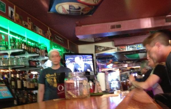 Ross's 20th Street Bar & Grill, Leavenworth