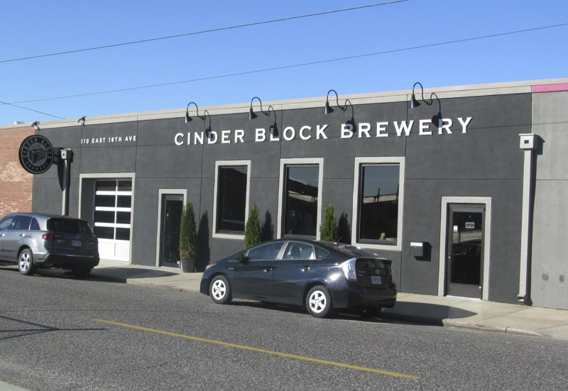 Cinder Block Brewery, North Kansas City