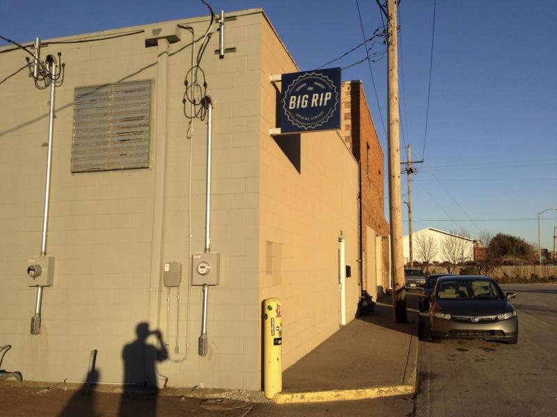 Big Rip Brewing Company, North Kansas City