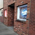 (Bernie, MO) Scooter's 1006th bar, first visited in 2013. This is a narrow little dive bar right in the middle of Bernie's downtown district. It has entrances in the front...
