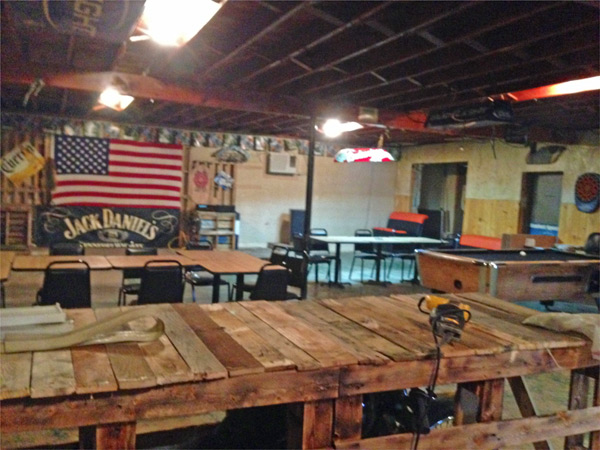 Cooter Brown's Bar & Grill / Bear Foot Burgers & Beer / Bears Lodge 521, Puxico