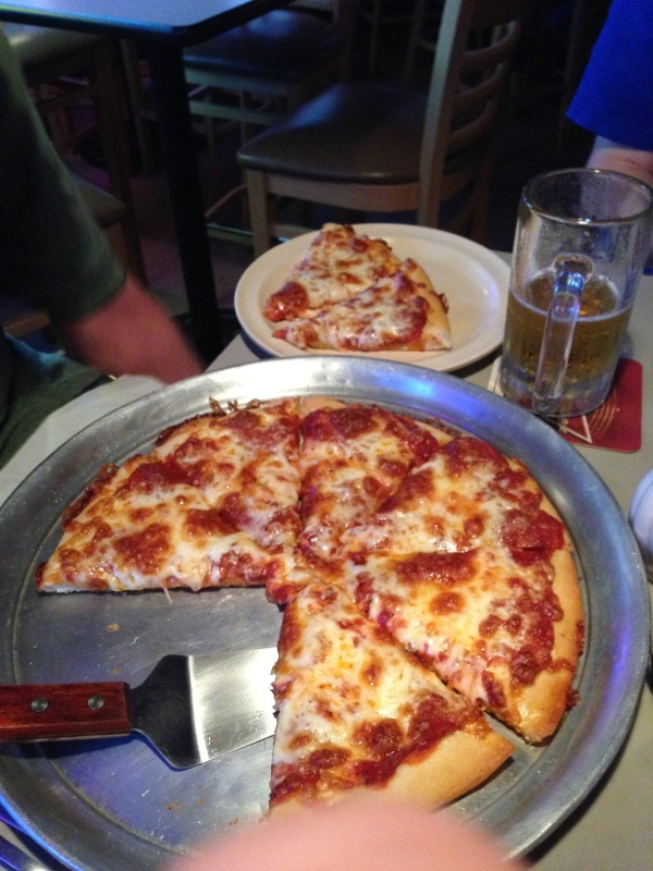 Judge's Pizza & Pub, Kansas City