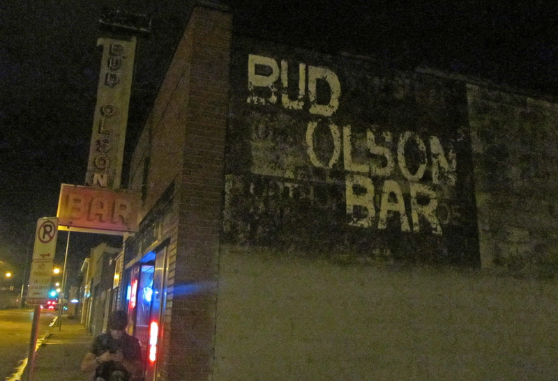 Bud Olson's Bar, Omaha