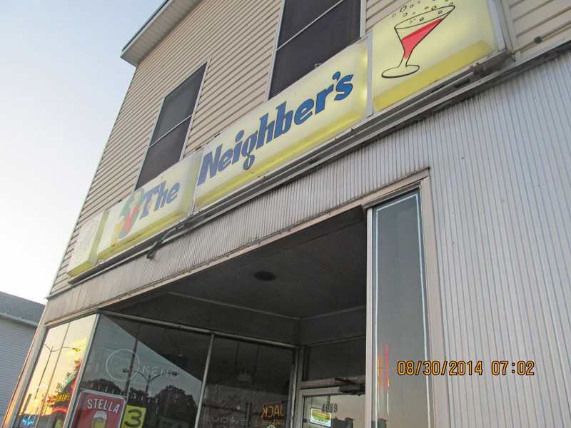 The Neighber's, Omaha
