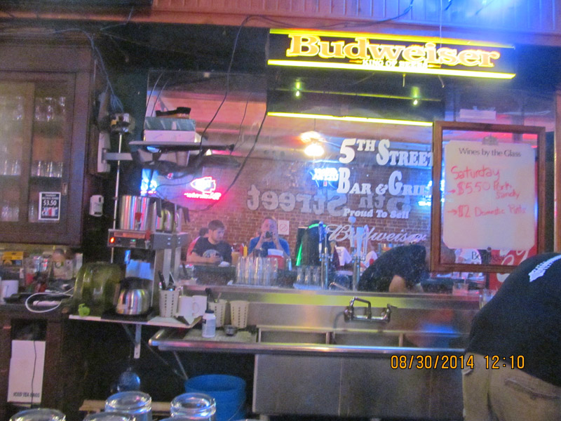 5th Street Bar & Grill, Pittsburg