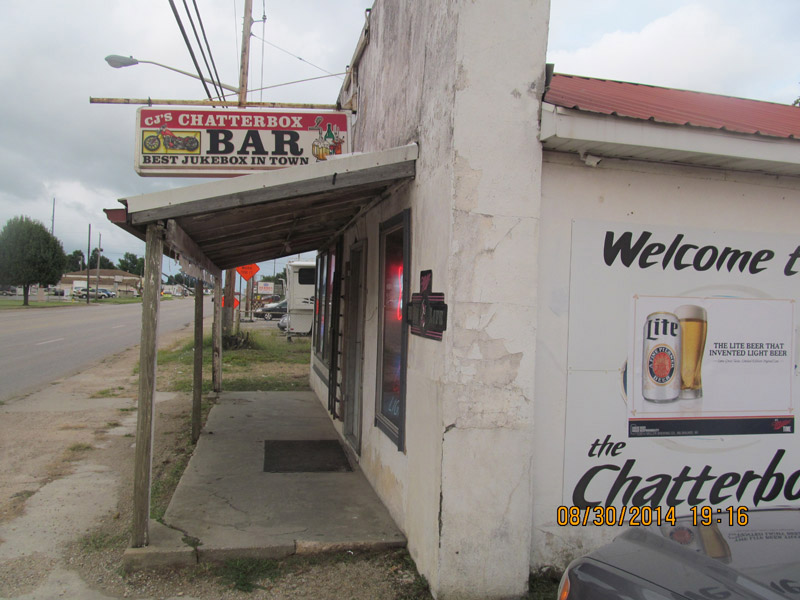 CJ's Chatterbox, Paragould