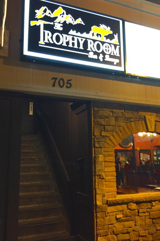 The Trophy Room, Emporia