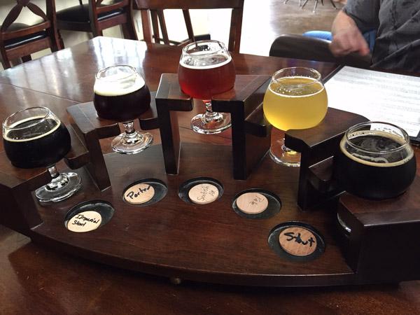 Ninja Moose Brewery, Hamilton