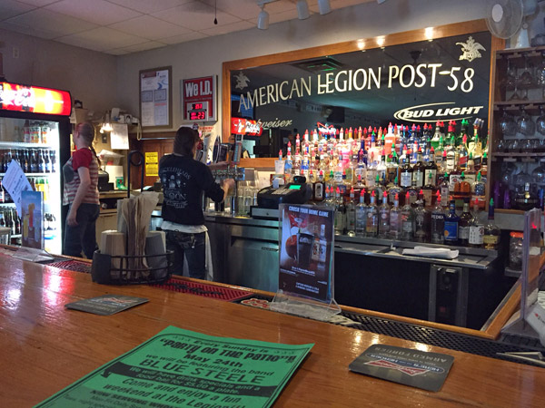 American Legion Post 58, Smithville