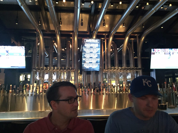 Yard House, Kansas City