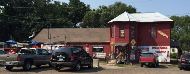 (North Topeka, Topeka, KS) Scooter's 1113th bar, first visited in 2015. This bar is so far over the top that I'll let the plethora of photos do most of the...