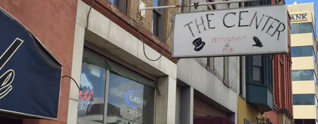 (Downtown Square, Newark, OH) Scooter's 1121st bar, first visited in 2015. The Center Pub is a genuine dive bar located i n Newark's downtown square, in the front corner of...