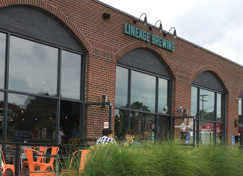 Lineage Brewing, Columbus