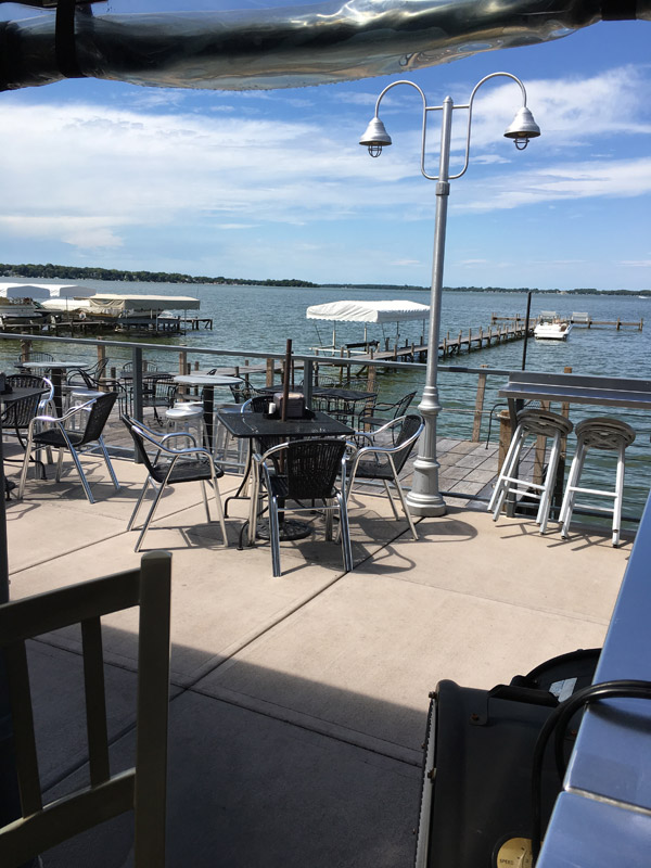 The Landing Patio Bar & Grill, Clear Lake