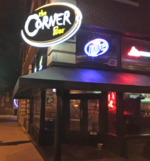The Corner Bar, Minneapolis
