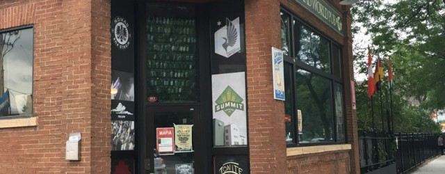 (West Bank, Minneapolis, MN) Scooter's 1150th bar, first visited in 2016. This wasn't originally on our list but the bartender at The Local (who also works here) recommended it. In...