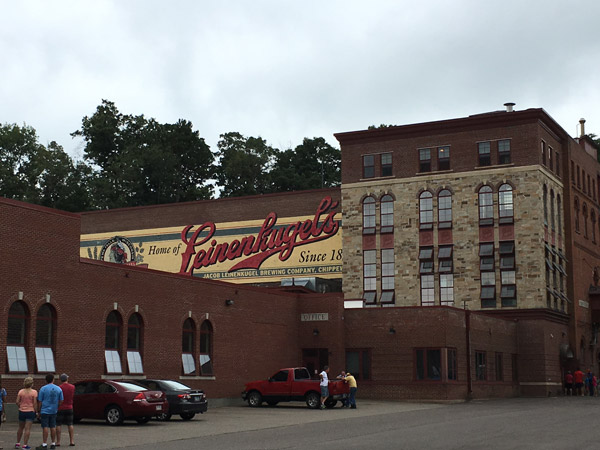 Jacob Leinenkugel Brewing Company, Chippewa Falls