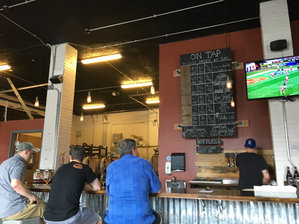Double Shift Brewing Company, Kansas City