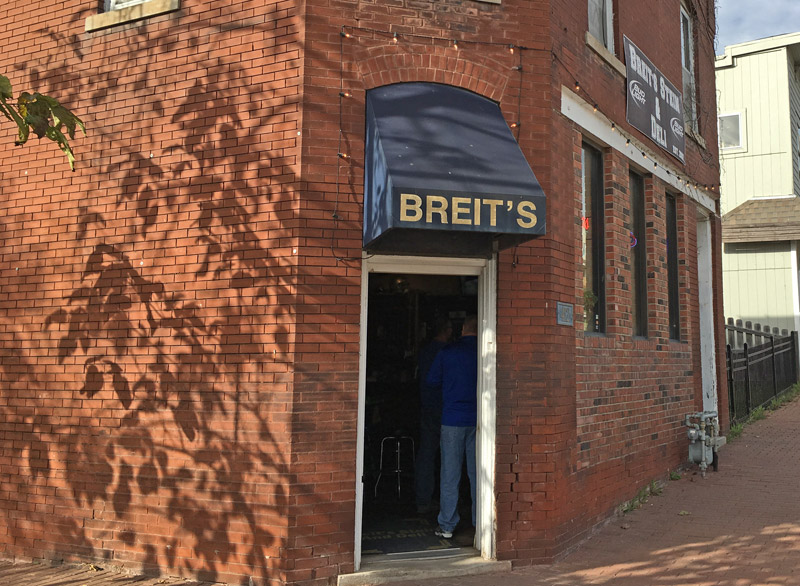 Breit's Stein & Deli, Kansas City