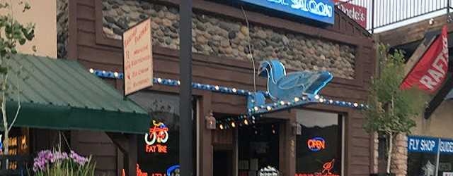 (Downtown, Gardiner, MT) Scooter's 1196th bar, first visited in 2017. Dive-ish bar with a pool table, and a casino in the back. I had a Moose Drool Brown Ale by...