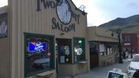 (Downtown, Gardiner, MT) Scooter's 1197th bar, first visited in 2017. The bar is devided into three sections: A front main bar, a back billiard room, and then a front outdoor...