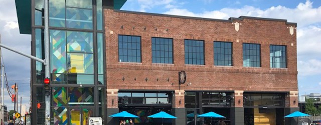 (Downtown, Kansas City, MO) Scooter's 1200th bar, first visited in 2017. The first Kansas City location for the St. Louis based beer bar. 54 beers on tap plus what looks...
