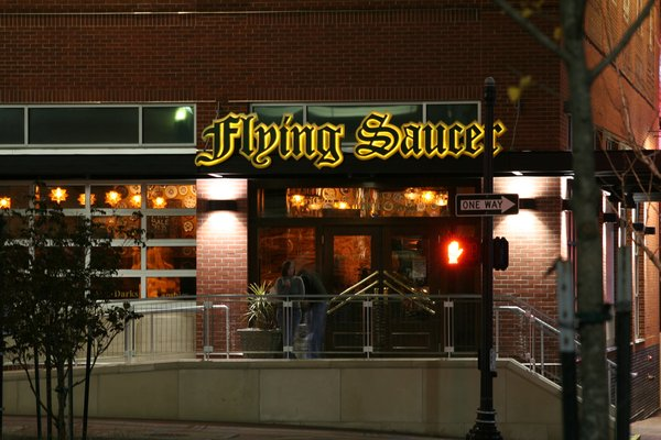 Flying Saucer, Kansas City
