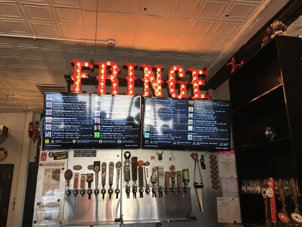 Fringe Beerworks, Lee's Summit